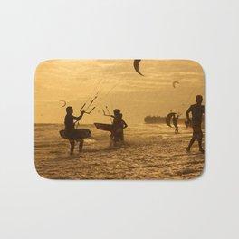 Kitesurfing Bath Mat