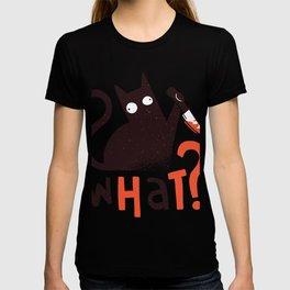 Killer cat T-shirt