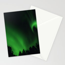 The Northern Lights 05 Stationery Cards