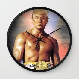 """Donald Trump Is a Fighter!""- Colby Covington Hits Backs at Hollywood and Sports Celebrities for Slandering the President Wall Clock"