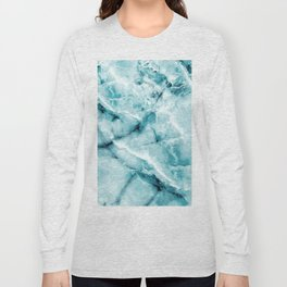 blue ice Long Sleeve T-shirt