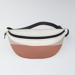 Abstract Geometric 01D Fanny Pack