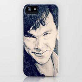 Sherlock - THE EMPTY HEARSE iPhone Case