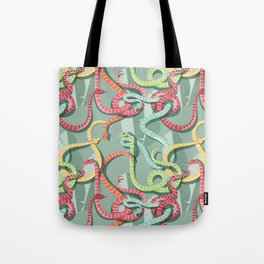Snakes pattern 002 Tote Bag