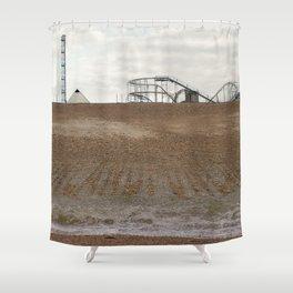 FUNLAND 03 Shower Curtain