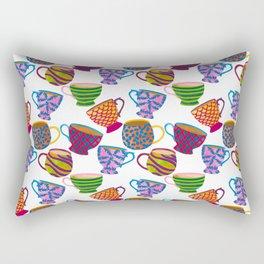 Comfort In A Cup Rectangular Pillow