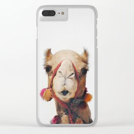 Camel Clear iPhone Case