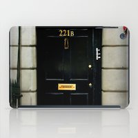 221b iPad Cases featuring 221B Baker Street BBC Sherlock by Katikut