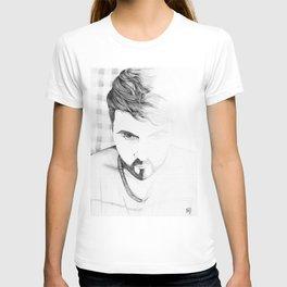 2 faces T-shirt