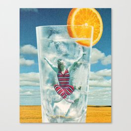 Gin and Tonic Canvas Print
