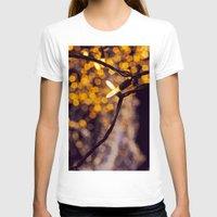 bokeh T-shirts featuring Bokeh by Beata Heart