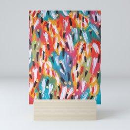 The Fireflies Can Samba, Too Mini Art Print