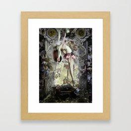 Lissome Framed Art Print