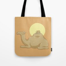 Picnic in the Mountains Tote Bag