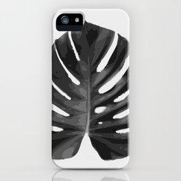Monstera_2 iPhone Case