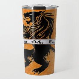 Amazon Etruria's orange flag Travel Mug