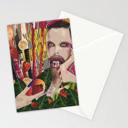 Toxic Tropic Stationery Cards