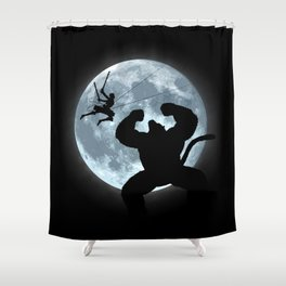 I'll kill them all! Shower Curtain
