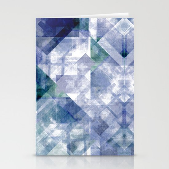 Pixel. Stationery Cards