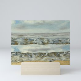 Sea Troughs Mini Art Print