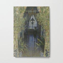 A Corner of the Apartment Metal Print