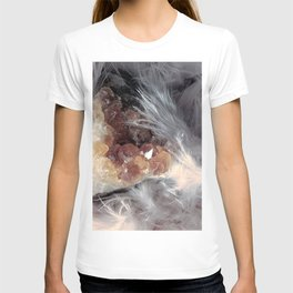 Citrine & Feathers T-shirt