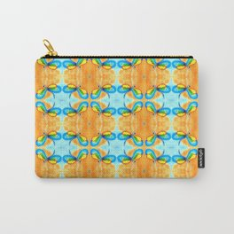 Dragonflies Summer Pattern Carry-All Pouch