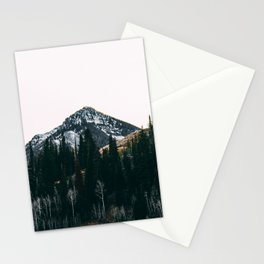 Winter On Its Way Stationery Cards