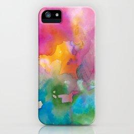 Joy Scape #1 iPhone Case