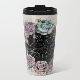 Carpe Diem Metal Travel Mug