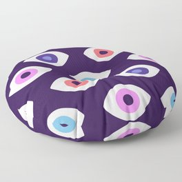 Lucky Eyes Floor Pillow
