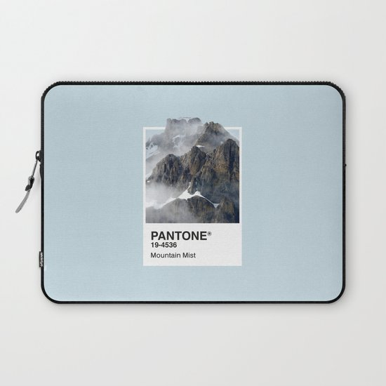 Pantone Series – Mountain Mist by maines