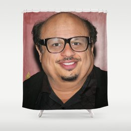 Eric DeVito Photoshop Shower Curtain