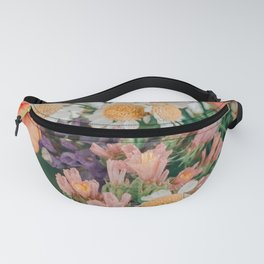 Light and Muse | Floral Bouquet no, 2 Fanny Pack