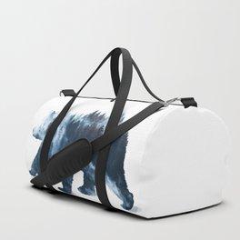 Nature Bear Duffle Bag