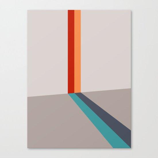 Poligonal 178 Canvas Print