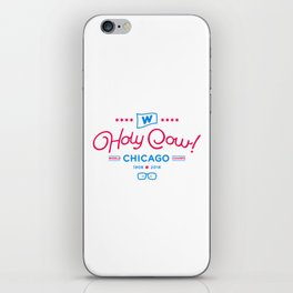 Holy Cow! iPhone Skin
