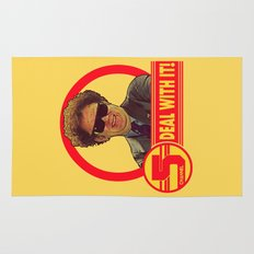 DEAL WITH IT!   Channel 5   Brule Rug