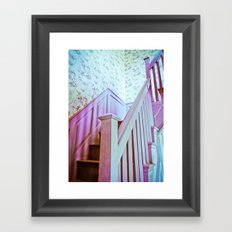 Transformed Framed Art Print