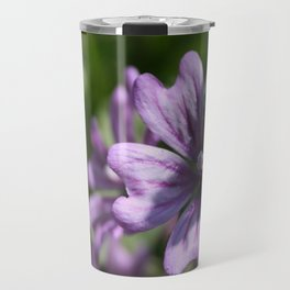 Mauve Mallow Travel Mug