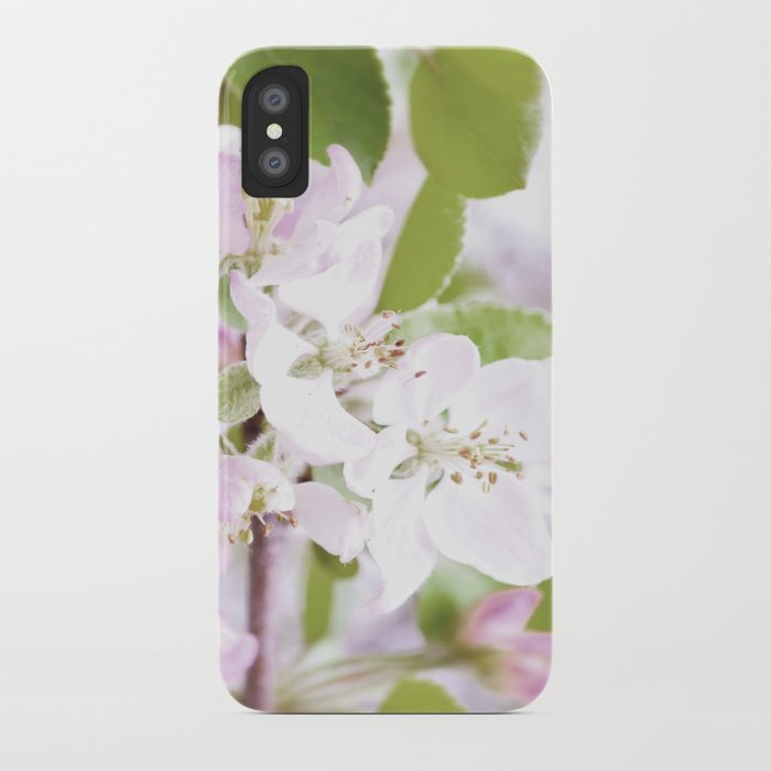 Apple Tree Blossoms iPhone Case