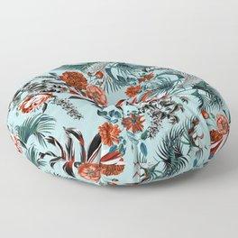 Vintage Garden IV Floor Pillow