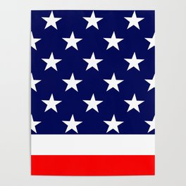Patriot Art Poster