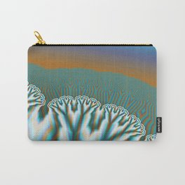 Fractal Forest Abstract Art Carry-All Pouch