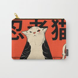 Neko ninja 2 Carry-All Pouch