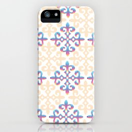 kazakh design iPhone Case