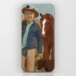 The Lone Ranger iPhone Skin