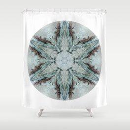 Herpetometry Shower Curtain