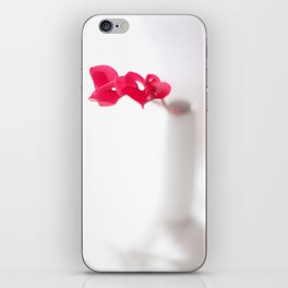 Cyclamen iPhone Skin
