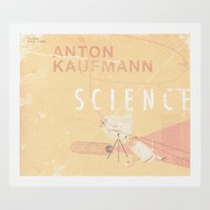Science- fun for all ages Art Print